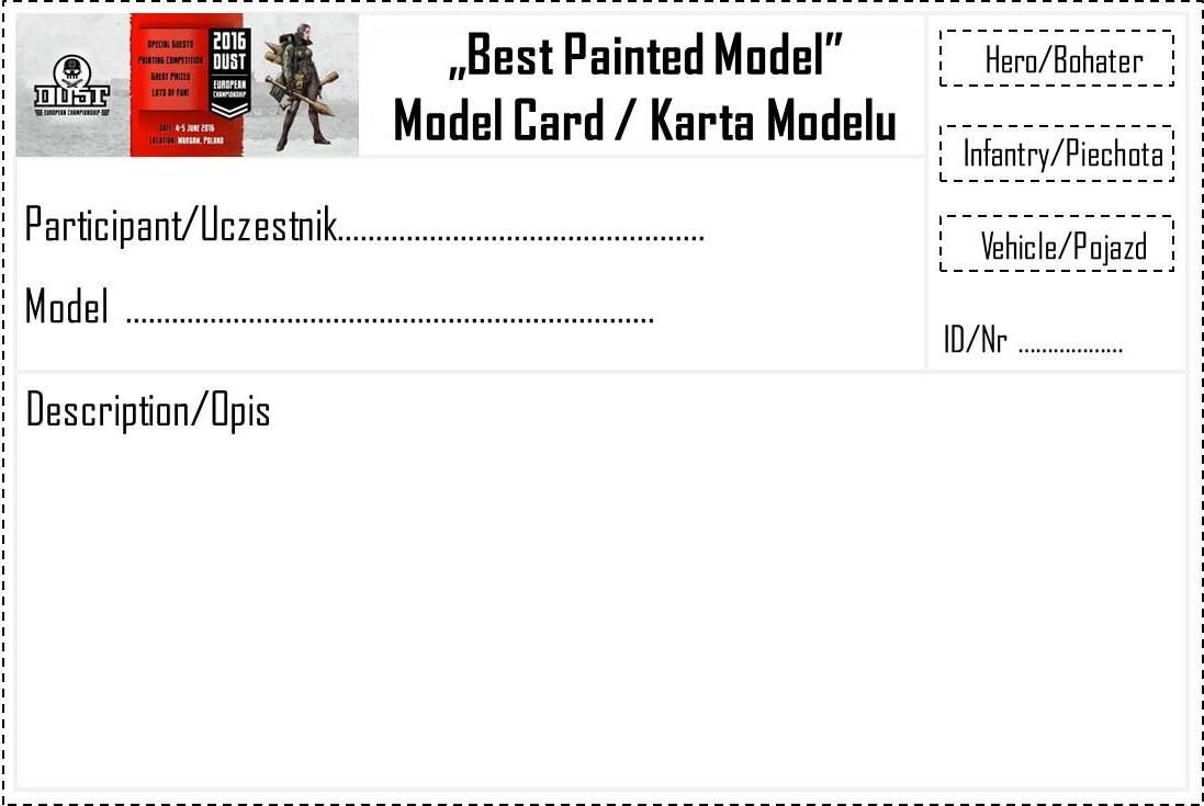 ModelCard