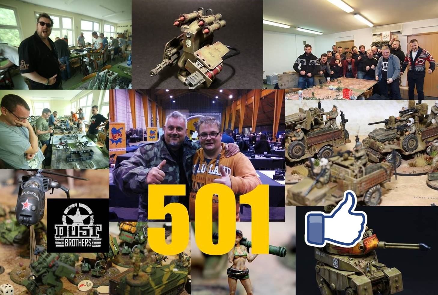 501 likes :)