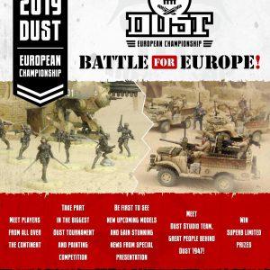 2019 Dust European Championship