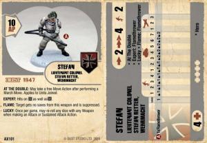 Stefan AX101
